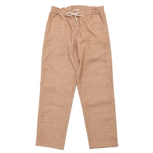 plaid corduroy chiller pants