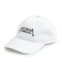 international dad cap / white