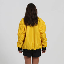 Load image into Gallery viewer, little canary yellow bomber jacket - Nalu