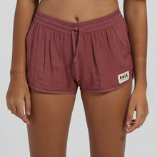 Load image into Gallery viewer, Nalu shorts (Maroon) - Nalu