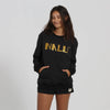 women gold nalu sweater