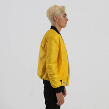 Load image into Gallery viewer, Bomber Jacket (Yellow) - Nalu