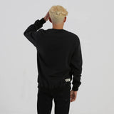 mens gold Nalu sweater