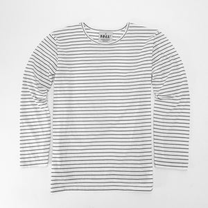 Men's White Long Sleeve - Nalu