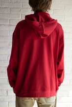 Load image into Gallery viewer, Red icecap hoodie