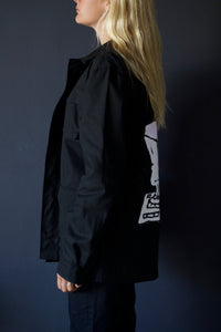 BLACK CANVAS DJ jacket