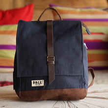 Load image into Gallery viewer, Navy Backpack - Nalu