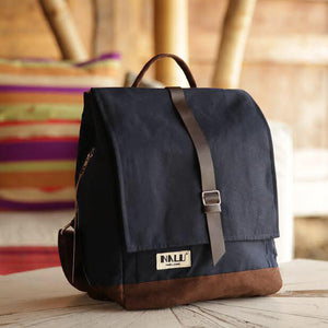 Navy Backpack - Nalu