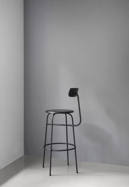 Menu Afteroom Bar or Counter Chair Black