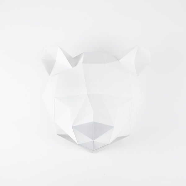 Assembli Paper Bear Folding Kit