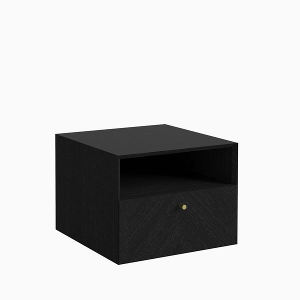 Bolia Luxe Drawer Wall Mounted Black