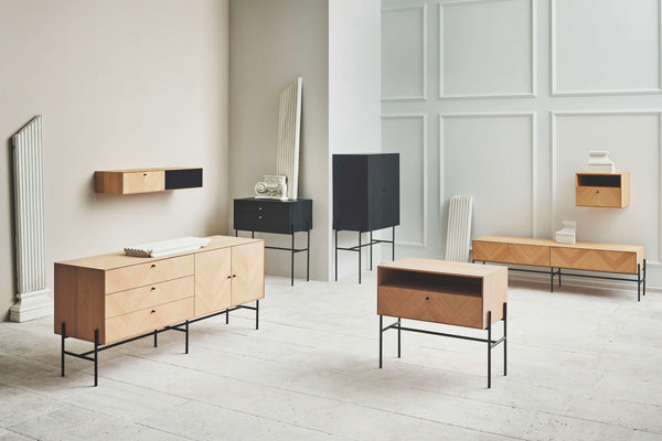 Bolia Luxe 1 Drawer Wall Mounted