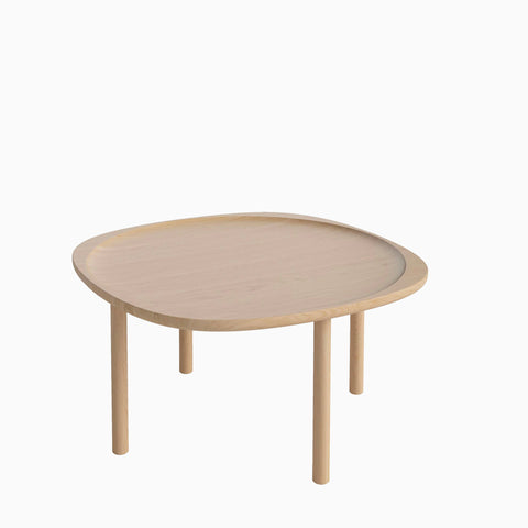 Bolia Trace Coffee Table White Stained Oak