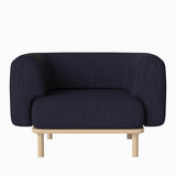 Bolia Abby Armchair Ferb Dark Blue