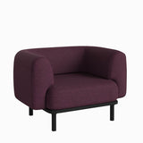 Bolia Abby Armchair London Burgundy
