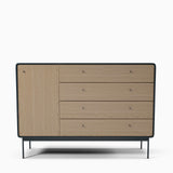 Bolia Amber Dresser 4 Drawers with Door [PRE-ORDER]