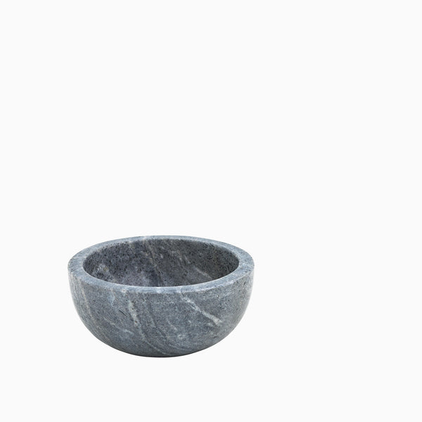 Bolia Black Marble Bowl
