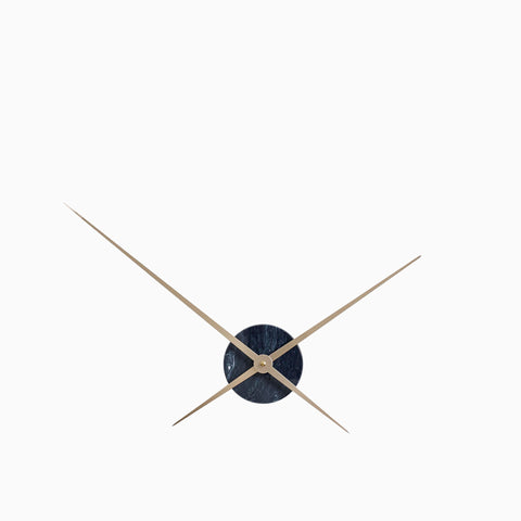 Bolia Needle Watch Black Brass