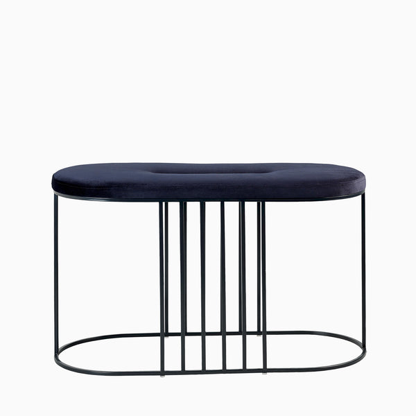 Bolia Posea Bench Dark Blue