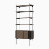 Bolia Rod Shelving System - Combination 5