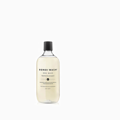 Bondi Wash Dog Wash - Paperbark & Lemongrass