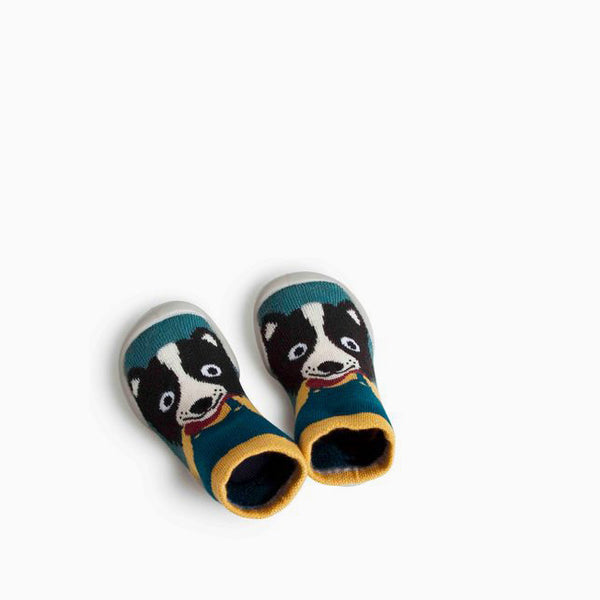 Collegien Slipper Sock - Bandit