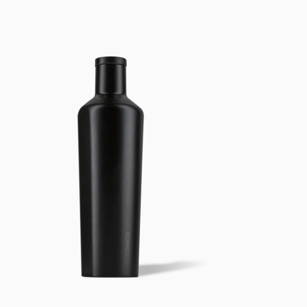 Corkcicle 475ml Canteen - Dipped Black