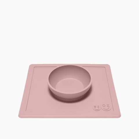 EZPZ Happy Bowl Blush