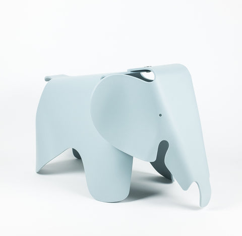 Vitra Eames Elephant Ice Grey