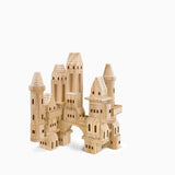 FAO Scwarz Wooden Toy Castle