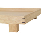 Ferm Living Bon Wooden Tray Oak