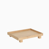 Ferm Living Bon Wooden Tray Small Oak