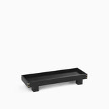 Ferm Living Bon Wooden Tray Extra Small Dark Stained Oak