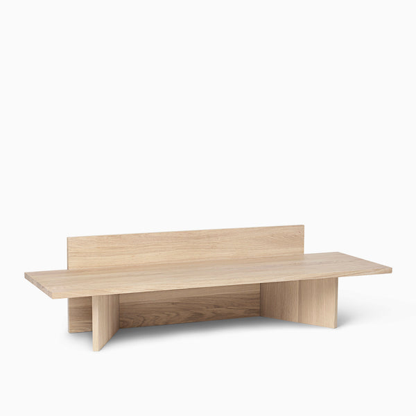 Ferm Living Oblique Bench Oak
