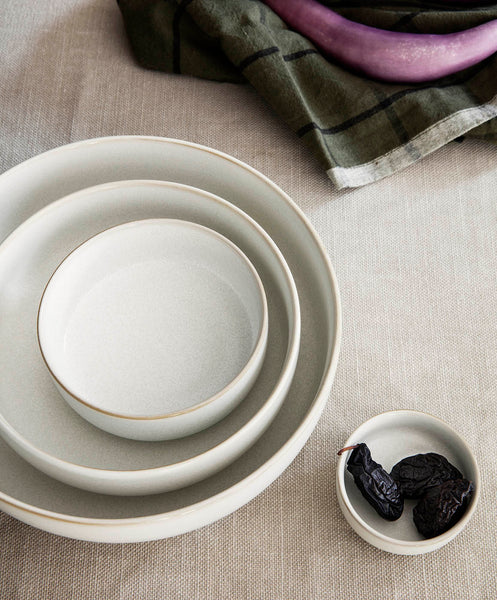 Ferm Living Sekki Bowl Cream