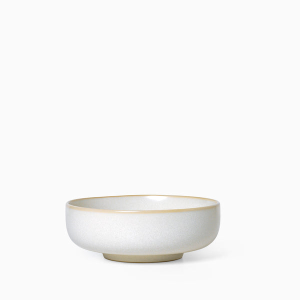 Ferm Living Sekki Bowl Medium Cream