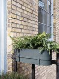 Ferm Living Bau Balcony Box Black