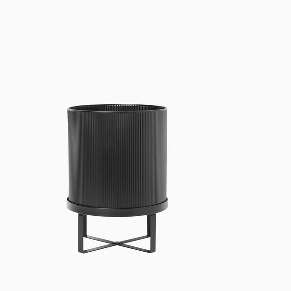 Ferm Living Bau Pot Large Black