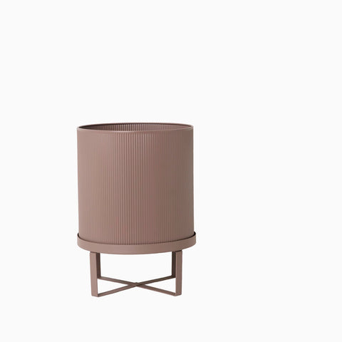 Ferm Living Bau Pot Large Dusty Rose