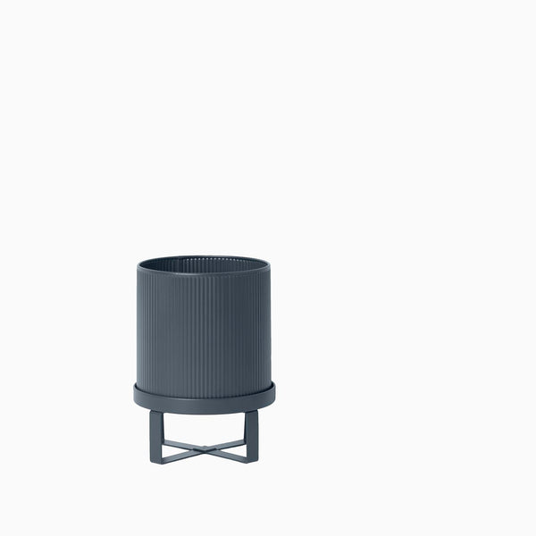 Ferm Living Bau Pot Small Dark Blue