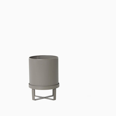 Ferm Living Bau Pot Small - Warm Grey
