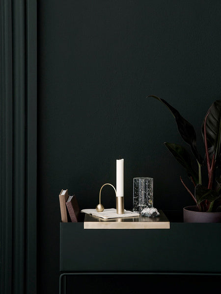 Ferm Living Tray for Plant Box - Brass