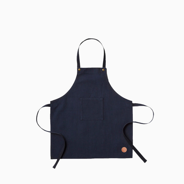 Ferm Living Kids Apron Blue