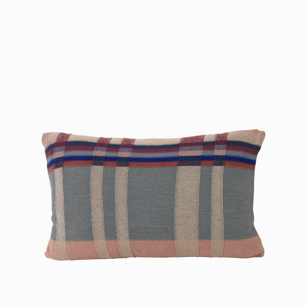 Ferm Living Medley Cushion Dusty Blue