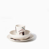 Ferm Living Party Bamboo Dinner Set