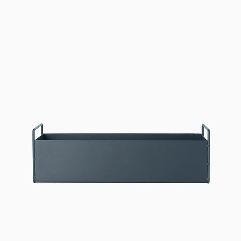 Ferm Living Plant Box Small - Dark Grey