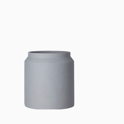 Ferm Living Small Pot Light Grey