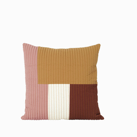 Ferm Living Shay Quilt Cushion 50x50cm