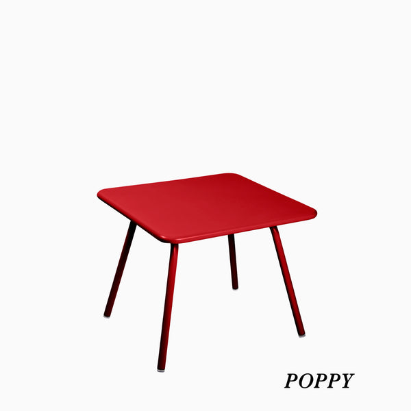 Fermob Luxembourg Kids Table Poppy