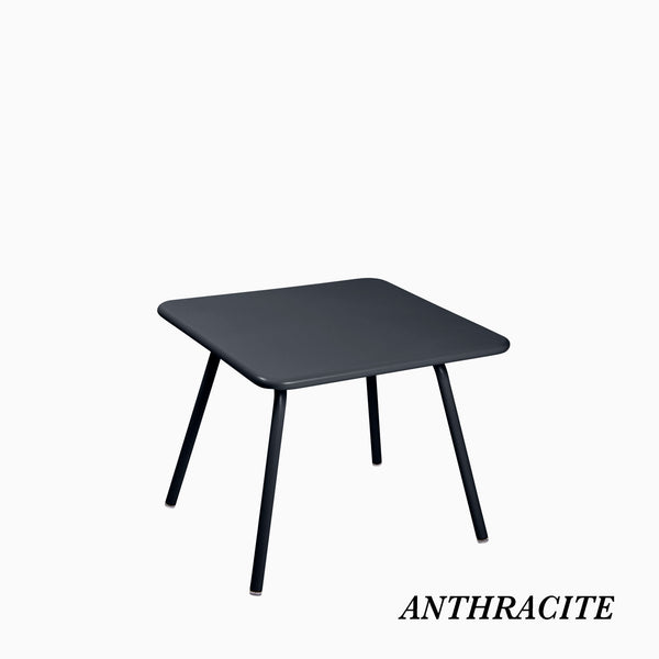 Fermob Luxembourg Kids Table Antracite